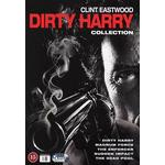 Dirty harry Filmer Dirty Harry collection (5DVD) (DVD 2014)