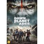 Apornas planet: Uppgörelsen Filmer Dawn of the planet of the apes (DVD) (DVD 2014)