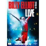 Billy elliot dvd filmer Billy Elliot - The musical (DVD) (DVD 2014)