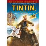 Tintin dvd Filmer Tintin: Enhörningens hemlighet (DVD) (DVD 2011)