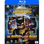 Lego Batman - The movie + PS3-spelet (Blu-ray) (Blu-Ray 2013)