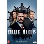 Blue bloods Filmer Blue bloods: Säsong 4 (6DVD) (DVD 2014)