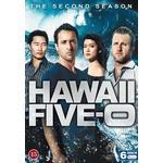 Hawaii Five-0: Säsong 2 (Remake) (6DVD) (DVD 2012)