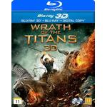 Wrath of the Titans Filmer Wrath of the Titans 3D (Blu-ray 3D + Blu-ray) (3D Blu-Ray 2012)