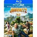 Journey 2: Mysterious Island 3D (Blu-ray 3D + Blu-ray + Digital) (3D Blu-Ray 2011)