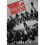 Sons of anarchy bluray Filmer Sons of Anarchy: Säsong 5 (4DVD) (DVD 2012)