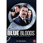 Blue bloods Filmer Blue bloods: Säsong 3 (6DVD) (DVD 2013)