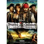 Pirates caribbean dvd Filmer Pirates of the Caribbean 4/I främmande farvatten (DVD) (DVD 2011)