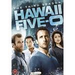 Hawaii Five-0: Säsong 3 (Remake) (7DVD) (DVD 2013)