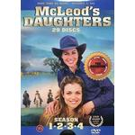 Filmer McLeod's daughters: Säsong 1-4 (29DVD) (DVD 2015)