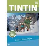 Tintin dvd Filmer Tintin: En resa i Tintins fotspår (5DVD + Bok) (DVD 2012)
