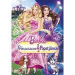 Prinsessan Mononoke Filmer Barbie: Prinsessan och popstjärnan (DVD) (DVD 2012)