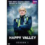 Happy valley Filmer Happy Valley: Säsong 1 (3DVD) (DVD 2014)