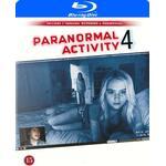 Paranormal activity blu ray Filmer Paranormal activity 4: Extended edition (Blu-ray) (Blu-Ray 2012)