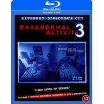 Paranormal activity blu ray Filmer Paranormal activity 3: Extended (Blu-ray + DVD) (Blu-Ray 2011)