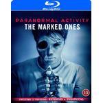 Paranormal activity blu ray Filmer Paranormal activity 5: Extended edition (Blu-ray) (Blu-Ray 2013)