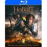 Hobbit 3 femhäraslaget Filmer Hobbit 3 - Femhäraslaget (2Blu-ray) (Blu-Ray 2014)