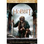 Hobbit dvd Filmer Hobbit 3 - Femhäraslaget (2DVD) (DVD 2014)