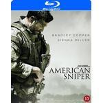 American Sniper Filmer American sniper (Blu-ray) (Blu-Ray 2014)