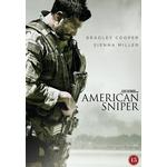 American Sniper Filmer American sniper (DVD) (DVD 2014)