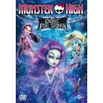 Monster High 8: Endast för spöken (DVD) (DVD 2015)