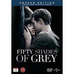 Fifty shades of Grey: Unseen edition (DVD) (DVD 2014)