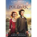 Poldark Filmer Poldark: Säsong 1 (3DVD) (DVD 2015)