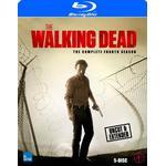 The walking dead säsong 4 Filmer The walking dead: Säsong 4 - Extended uncut (5Blu-ray) (Blu-Ray 2013)