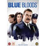 Blue bloods Filmer Blue bloods: Säsong 5 (6DVD) (DVD 2015)