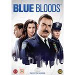 Blue bloods: Säsong 5 (6DVD) (DVD 2015)
