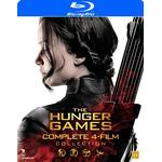 Hunger games: Complete collection (4Blu-ray) (Blu-Ray 2016)