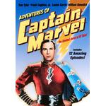 Marvel dvd Filmer Adventures Of Captain Marvel (DVD) (DVD 2016)
