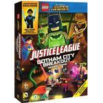 Lego Justice League: Gotham breakout + Figur (DVD) (DVD 2016)