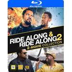 Ride Along 2 Filmer Ride along 1+2 (2Blu-ray) (Blu-Ray 2015)