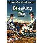 Breaking bad: Säsong 2 (4DVD) (DVD 2011)