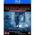 Paranormal activity blu ray Filmer Paranormal activity 6 Extended cut (Blu-ray) (Blu-Ray 2015)