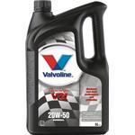Motorolja Valvoline VR1 Racing 20W-50 5L Motorolja