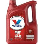 Motortillbehör Valvoline MaxLife Synthetic 5W-40 4L Motorolja