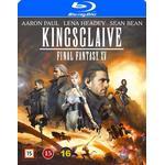 Kingsglaive - Final Fantasy XV Filmer Final Fantasy XV - Kingsglaive (Blu-ray) (Blu-Ray 2016)
