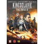 Kingsglaive - Final Fantasy XV Filmer Final Fantasy XV - Kingsglaive (DVD) (DVD 2016)