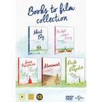 Lilla Anna Filmer Books to film box - 5 filmer (5DVD) (DVD 2016)