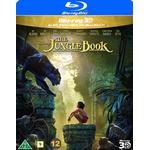 The jungle book 3D (Blu-ray 3D + Blu-ray) (3D Blu-Ray 2016)