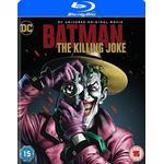 Batman the killing joke Filmer Batman: The Killing Joke (Blu-ray) (Blu-Ray 2016)