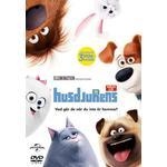 Husdjurens hemliga liv (DVD) (DVD 2016)