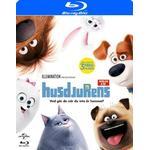 Husdjurens hemliga liv (Blu-ray) (Blu-Ray 2016)