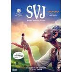 SVJ - Stora vänliga jätten (DVD) (DVD 2016)