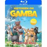 Historien om allt Filmer Historien om Gamba (Blu-ray) (Blu-Ray 2015)