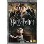 Harry potter dödsrelikerna dvd Filmer Harry Potter 7 + Dokumentär (2DVD) (DVD 2016)
