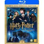 Harry potter och de vises sten dvd filmer Harry Potter 1 + Dokumentär (2Blu-ray) (Blu-Ray 2016)