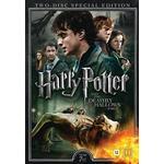 Harry potter dödsrelikerna dvd Filmer Harry Potter 8 + Dokumentär (2DVD) (DVD 2016)